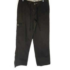 Architect High Rise Brown Pants Size 8